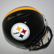 Victory Collectibles VIC-000191-30530 Franco Harris Autographed Pittsburgh Replica Helmet