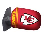 Fanmats 11991 NFL - 15cm . x23cm . - NFL - Kansas City Chiefs Large Mirror Cover