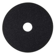 3M Commercial Office Supply Div. MMM08382 Stripping Pad- 50.8cm .- 5-CT- Black