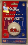 Wave 7 Technologies UMSBBC100 Mississippi Cue Ball