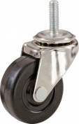 Shepherd 9195 3 in. Threaded Stem Caster