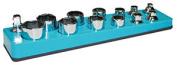 Mechanics Time Savers MTS711 .38 Shallow Socket Holder- Blue