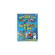 Alfred 55-9018A Around the World @ Christmas Time - Music Book