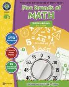 Classroom Complete Press CC3205 Five Strands of Math - Drill Sheets Big Book