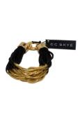CC Skye W-J-1009 Midnight Barcelet in Black/Gold - 1 Pc - Bracelet