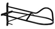 Partrade Wall Saddle Rack Black 24 Inch - 248028
