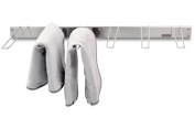 Chattanooga 4016 Wall Mounted Towel Rack - 2 x 33 (5 cm x 84 cm) Hydrocollator Accessories