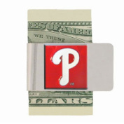 Siskiyou Gifts BMCL095 Large MLB Money Clip- Philadelphia Phillies