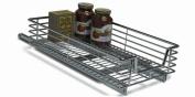 Household Essentials Ll C1221 Deep Sliding Organiser 29cm Deep Sliding - Chrome - Each