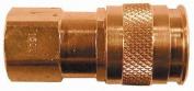 Coilhose Pneumatics 166-150U 1-4 Inchfpt Auto Universal Coupler 1-10.2cm Body S