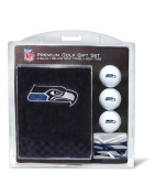 Team Golf 32820 Seattle Seahawks Embroidered Towel Gift Set