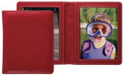 Raika RO 151 RED 5. 60cm x 6. 13cm Travel Frames - Red