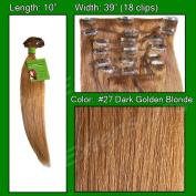 Brybelly Holdings PRST-10-27 No. 27 Dark Golden Blonde - 25cm