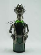 Three Star ZB810 Wine Bottle Holder - Cowboy Boot