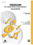 Alfred 00-CHM04008IN Hallelujah from Handel s Messiah- A Soulful Celebration - Music Book