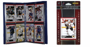 C & I Collectables 2010BHAWKSTS NHL Chicago Blackhawks Licenced 2010 Score Team Set and Storage Album