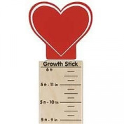 Wooden Growth Stick