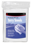 Buffalo Industries 60225 4 Count All-Purpose Towels For Garage & Home