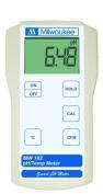 Milwaukee Instruments MW102 Economy portable pH metre