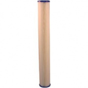 Pentek ECP1-20 Pleated Cellulose Polyester Filter Cartridge, 50cm x 5.1cm - 1.6cm , 1 Micron