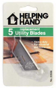 Helping Hands 5 Pack Utility Knife Blades 20506 - Pack of 3