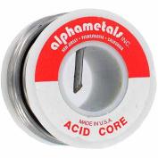 Fry Technologies Cookson Elect AM12406 40/60 Acid Core Solder