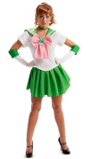 Sailor Moon Jupiter Sexy Adult Costume