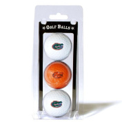 Florida Gators Official NCAA 3 Ball Set by Team Golf 20905