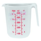FJC FJC2782 470ml Measuring Cup