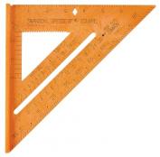 Swanson Tool Orange 12.7cm 1 Original Speed Square T0118
