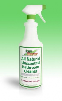 Green Blaster Products GBBS32R All Natural Unscented Bath & Shower Cleaner 950ml Refill
