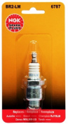 Maxpower Precision Parts Spark Plug For Riding Lawn Mowers 33BR2LM