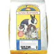 Sun Seed Company SSS44615 Rabbit Sun Fun Mix 25lb
