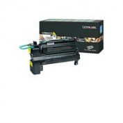 Lexmark Lexmark Return Program Toner Cartridges - 6K - Yellow C792X792 - Taa