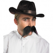 Gambler Style Moustache Adult Halloween Accessory