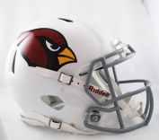 Victory Collectibles 3001624 Rfa Arizona Cardinals Full Size Authentic Speed Helmet