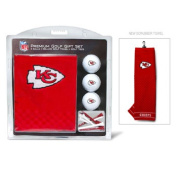 Team Golf 31420 Kansas City Chiefs Embroidered Towel Gift Set