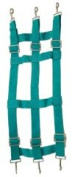 Partrade Web Stall Guard Green 46x18 Inch - 248003\171926