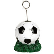 Costumes 204829 Soccer Balloon Weight- Photo Holder