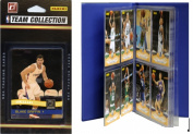 C & I Collectables 2010CLIPPTS NBA Los Angeles Clippers Licenced 2010-11 Donruss Team Set Plus Storage Album