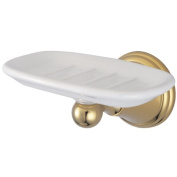 Kingston Brass BA2975PB Governor Soap Dish - Polished Brass