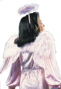 Costumes For All Occasions Fw8112Wt Halo Marabou White