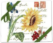 Alices Cottage AC34424 Sunflower Flour Sack Towel