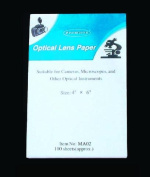 Complete Medical Supplies 215 Lens Paper Booklet - Each