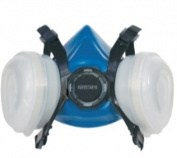Gerson Company GRS8211P Disposable Dual Cartridge Respirator OV-95 - Medium