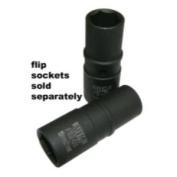 Vim Products VIMFS2 19mm and 21mm Thin Wall Flip Socket