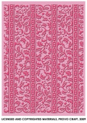 Provo Craft 37-1927 Cuttlebug 13cm x 18cm Embossing Folder
