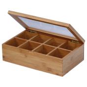 Oceanstar TB1323 Oceanstar Bamboo Tea Box