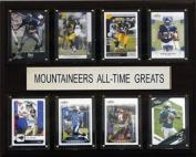 C & I Collectables 1215ATGARK NCAA Football Arkansas Razorbacks All-Time Greats Plaque