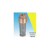 Bur-Cam Pumps 750756 1 in. Foot valves